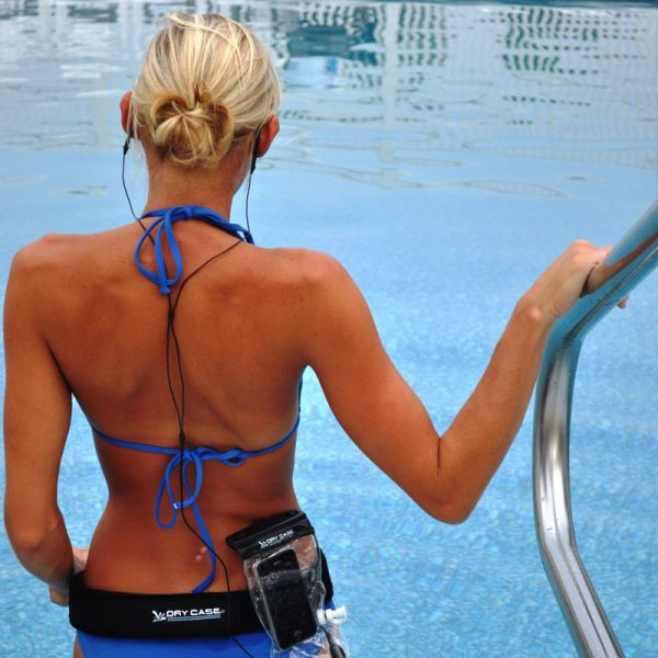 Auriculares sumergibles piscina elbunkker for Auriculares para piscina