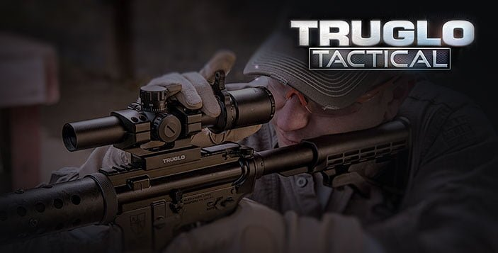 Mira TRUGLO TACTICAL 30mm  3 MOA DOT 3