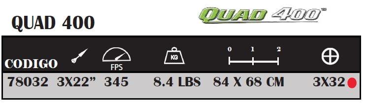Ballesta Barnett Quad 400 3