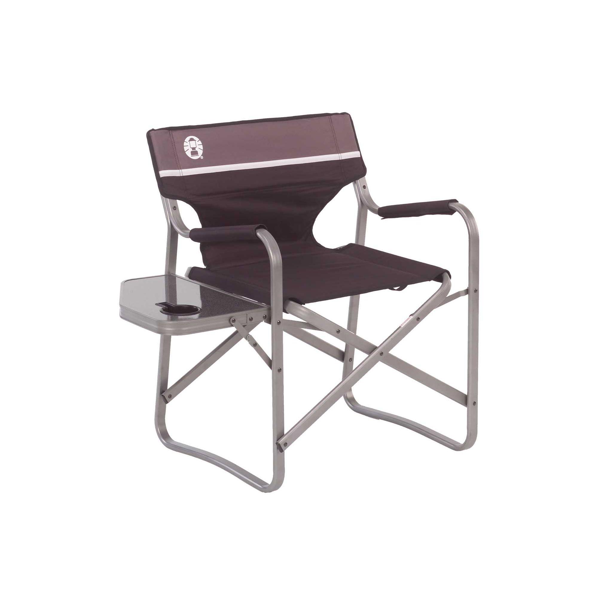 Silla plegable con mesa coleman elbunkker - Mesa plegable con sillas dentro ...
