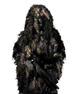 GHILLIE SUIT KIT FOX - BUSHRAG FOX-65110