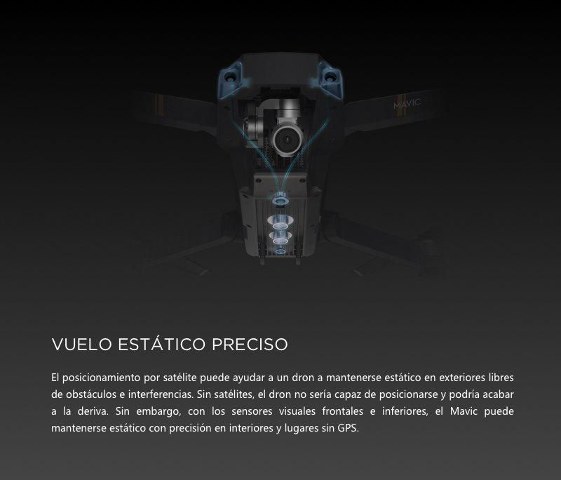 DRONE DJI MAVIC PRO 8