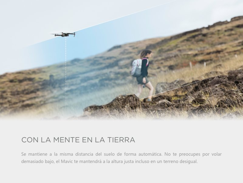 DRONE DJI MAVIC PRO 12