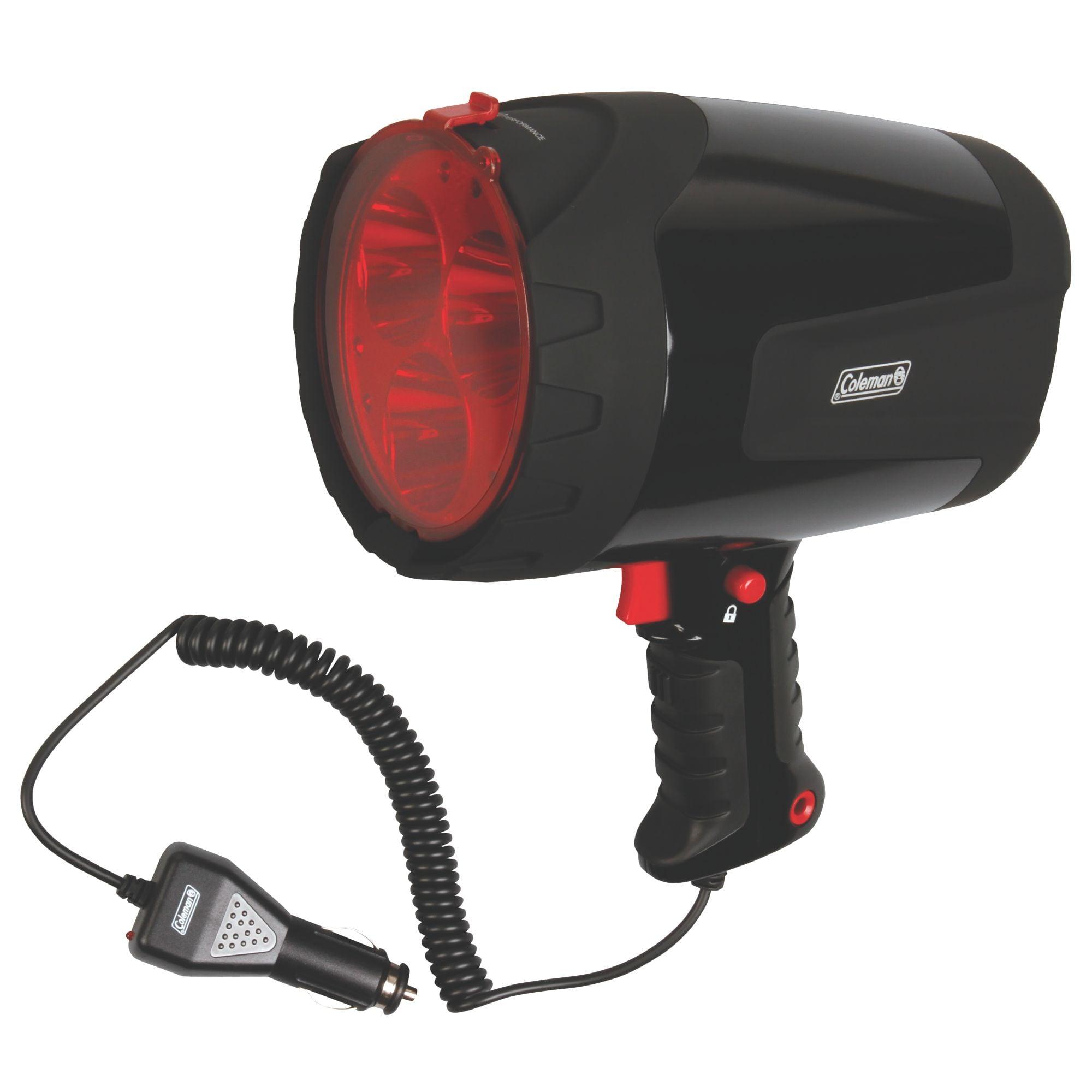 foco coleman 12 volts led spotlight elbunkker. Black Bedroom Furniture Sets. Home Design Ideas