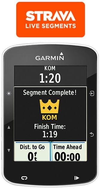 CICLOCOMPUTADOR GPS GARMIN DEPORTE CICLISMO EDGE 520 10