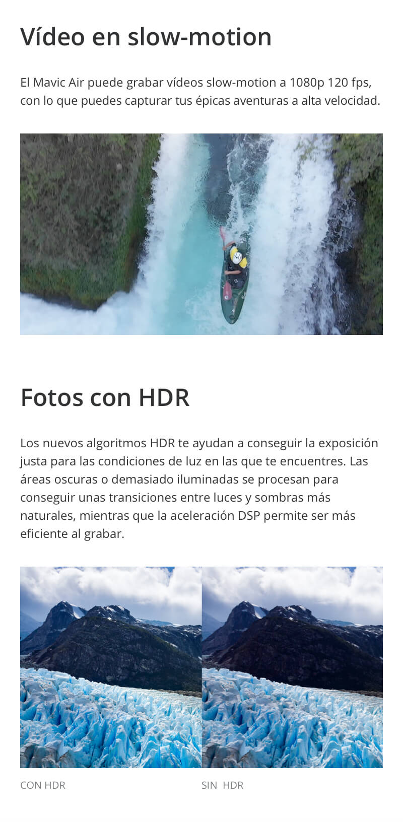 Drone DJI Mavic Air Fly More Combo 23