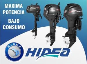MOTOR FUERA DE BORDA HIDEA 2T 20HP PATA CORTA 2