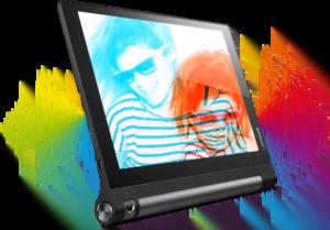 TABLET LENOVO YOGA TAB3 X50F 10FHD/QC/2GB/WIFI 23