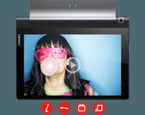 TABLET LENOVO YOGA TAB3 X50F 10FHD/QC/2GB/WIFI 22