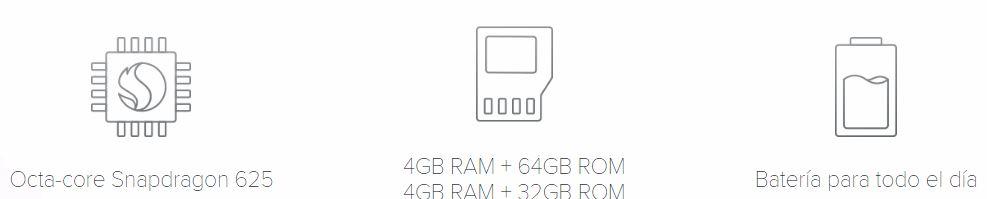 Celular XIAOMI MI A1 LTE 32GB BLACK 5