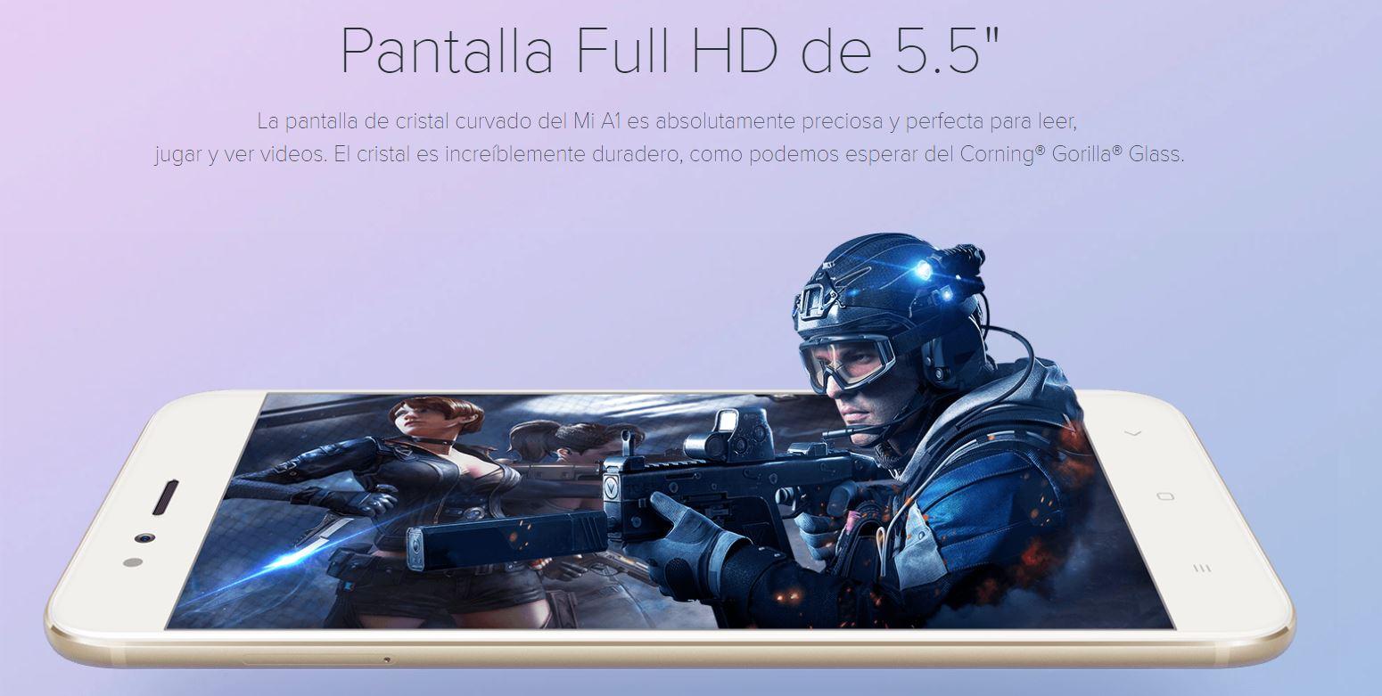 Celular XIAOMI MI A1 LTE 32GB BLACK 6