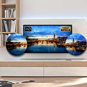 "Televisor LED SMART TV 40"" FULL HD SMARTLIFE 5"