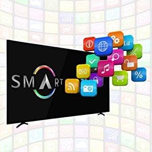 "Televisor LED SMART TV 40"" FULL HD SMARTLIFE 9"