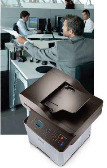 Impresora Multifunción Monocromática Samsung SL-M4070FR 4