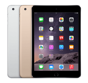 APPLE IPAD MINI 3 7.9-Inch Retina Display WI-FI 4G 16GB Apple iOS 8 7
