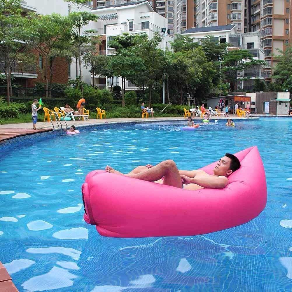 Laybag lo ultimo en sof inflable reposera hamaca y colchoneta para piscina elbunkker - Colchonetas para piscina ...