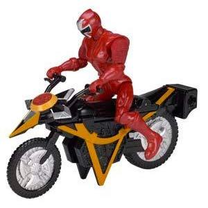 Power Rangers Mega Morph de Acero Ninja Copter 18