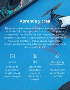 DJI TELLO - El Drone con Mayor cantidad de Funciones para un Mejor Entretenimiento 9