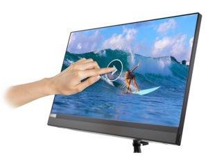 """Lenovo IdeaCentre AIO 520-22IKL Intel® Core™ i3-7100T (22"""") - Color Silver 20"""