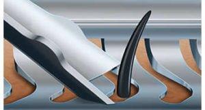 Afeitadora eléctrica Philips Shaver Serie 9000 Sensotouch para uso en Seco y Humedo 15