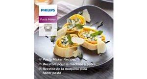 Avance Collection Máquina Philips para hacer Pasta y Fideos. 11