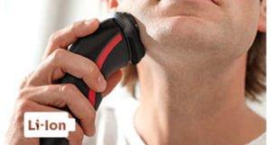 Afeitadora rotativa y eléctrica en Seco Modelo Shaver Serie 1000 - Philips 9