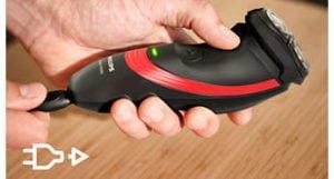 Afeitadora rotativa y eléctrica en Seco Modelo Shaver Serie 1000 - Philips 12