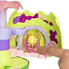 Hatchimals Jardín Secreto Playset Coleccionable 5