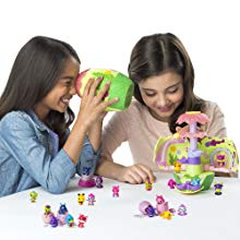 Hatchimals Jardín Secreto Playset Coleccionable 6
