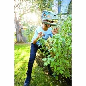 JURASSIC WORLD - Máscara Interactiva de Raptor 6