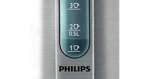 Jarra Eléctrica Philips con Selector de temperatura ideal para el mate. - Cap. 1,5 Lts 6