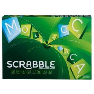 Juego de mesa original SCRABBLE 5
