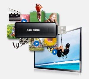 "LED SMART TV SAMSUNG 32"" HD Plano Serie 4 11"