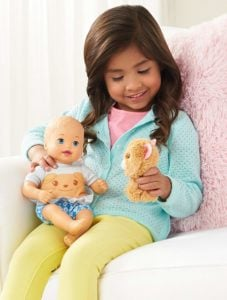 LITTLE MOMMY - Bebita con Mascota 20