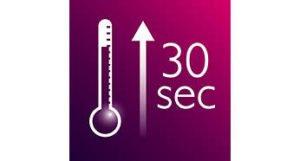 Plancha para el cabello Philips modelo Straight & Curl Care Collection con Distribución uniforme del calor, 230 °C 5