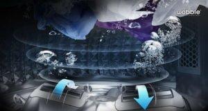 LAVARROPAScon Activ DualwashMARCA SAMSUNG DE CARGA SUPERIOR CAP. 12 KILOS 9