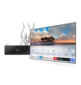 "Televisor LED SMART TV SAMSUNG Flat Smart 4K UHD de 75"" 31"