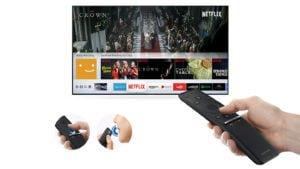 "Televisor LED SMART TV SAMSUNG Flat Smart 4K UHD de 75"" 28"