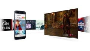 "Televisor LED SMART TV SAMSUNG Flat Smart 4K UHD de 75"" 29"