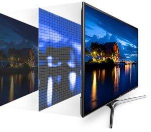 "Televisor LED SMART TV SAMSUNG Flat Smart 4K UHD de 75"" 26"