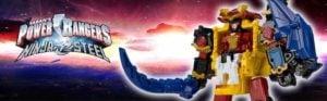 Power Rangers Mega Morph de Acero Ninja Copter 17