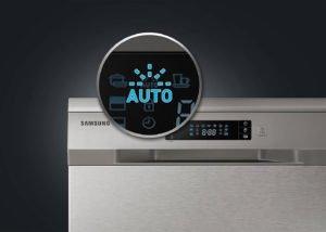Lavavajillas Samsung con consumo de agua inferior a 12 Litros color Blanco 13