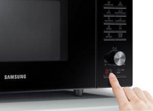 Microondas Samsung Cap. 28L de convección 14