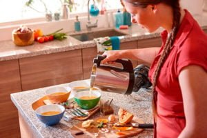 Philips Viva Collection SoupMaker Sopera 5