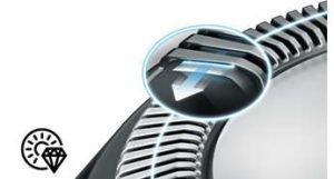 Afeitadora Eléctrica Philips AquaTouch Serie 1000 para Uso en Seco y Húmedo 11