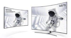 """QLED SMART TV SAMSUNG 65""""UHD 4K CURVED Sumérgete en una curva perfecta 17"""