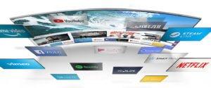 """QLED SMART TV SAMSUNG 65""""UHD 4K CURVED Sumérgete en una curva perfecta 61"""