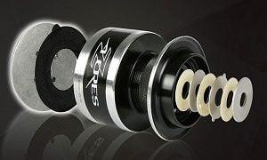 REEL OKUMA AZORES 55S - Carrete de Spinning para Agua Salada 4