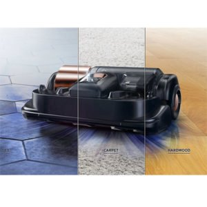 ASPIRADORA SAMSUNG POWERBOT TURBO ROBOT MAS PODEROSA REF AA 6