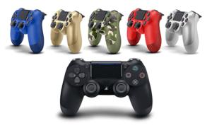 CONTROL PLAY CAMO GAMEPAD SONY WRLS PS4 DUAL SHOCK 4